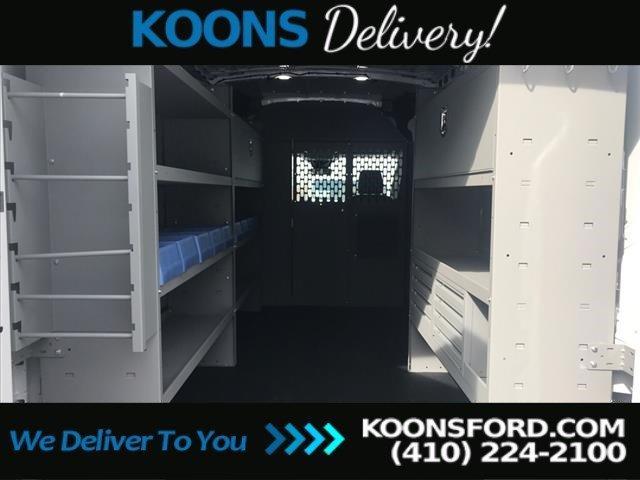 2019 Transit 150 Med Roof 4x2, Upfitted Cargo Van #K1251 - photo 1