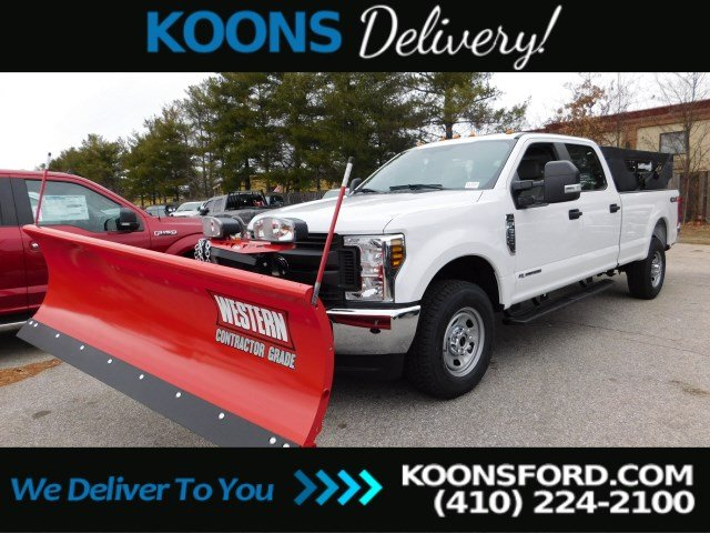 2019 Ford F-350 Crew Cab 4x4, Western Pickup #K1282 - photo 1