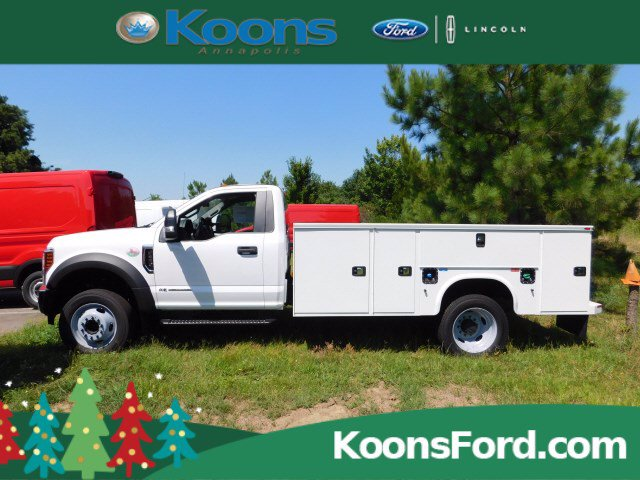 2019 Ford F-450 Regular Cab DRW RWD, Knapheide Steel Service Body #K1873 - photo 3