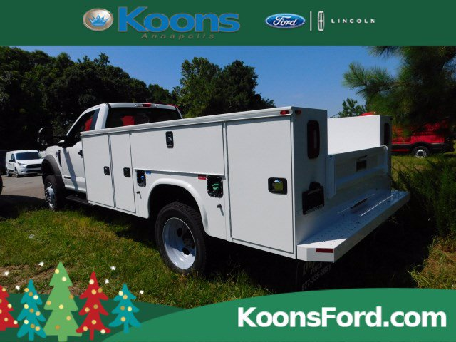 2019 Ford F-450 Regular Cab DRW RWD, Knapheide Service Body #K1873 - photo 1