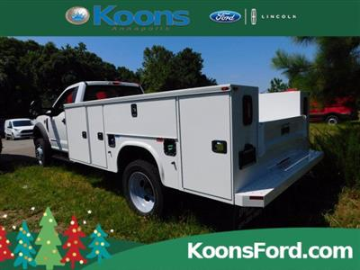 2019 Ford F-450 Regular Cab DRW RWD, Knapheide Steel Service Body #K1873 - photo 2