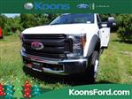 2019 Ford F-450 Regular Cab DRW RWD, Knapheide Steel Service Body #K1873 - photo 1