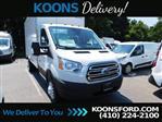 2019 Ford Transit 350 HD DRW RWD, Morgan Mini-Mover Cutaway Van #K1930 - photo 1