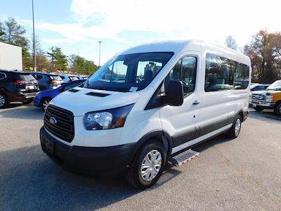 2019 Transit 350 Med Roof 4x2, Mobility #K1939 - photo 1