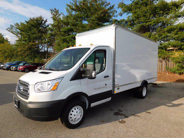 2019 Ford Transit 350 HD DRW RWD, Morgan Mini-Mover Cutaway Van #K2047 - photo 3