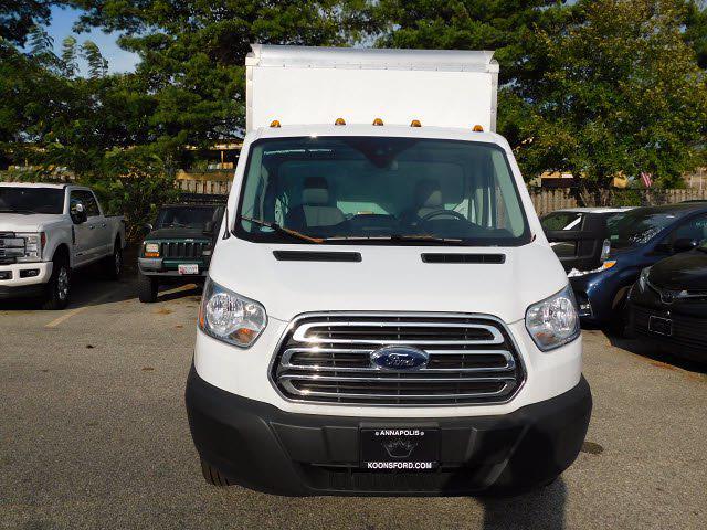 2019 Ford Transit 350 HD DRW RWD, Morgan Mini-Mover Cutaway Van #K2047 - photo 4