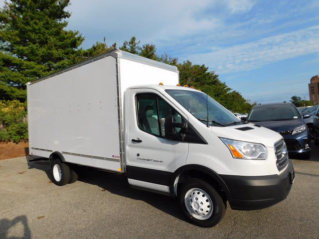 2019 Ford Transit 350 HD DRW 4x2, Morgan Dry Freight #K2047 - photo 1