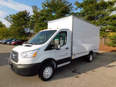 2019 Ford Transit 350 HD DRW 4x2, Morgan Mini-Mover Dry Freight #K2047 - photo 3