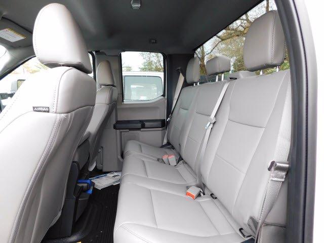 2019 Ford F-250 Super Cab 4x4, Western Snowplow Pickup #K2106 - photo 9