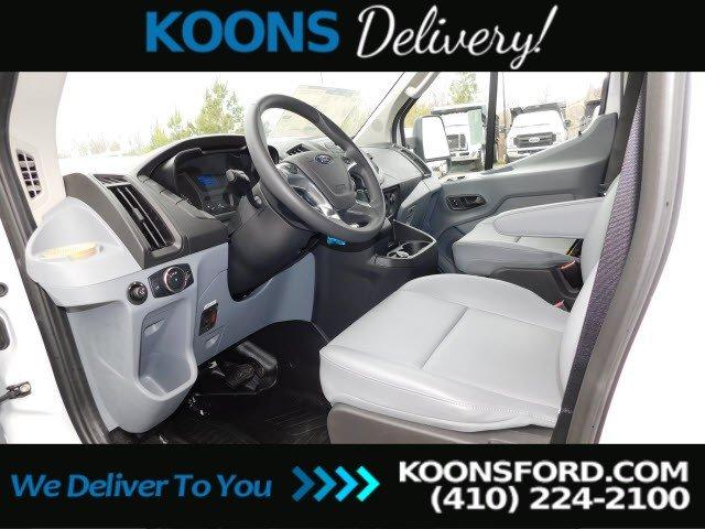 2019 Transit 350 HD DRW 4x2, Rockport Cargoport Cutaway Van #K2239 - photo 10
