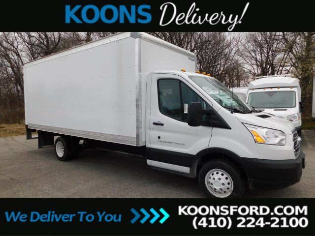 2019 Ford Transit 350 HD DRW 4x2, Rockport Cutaway Van #K2239 - photo 1