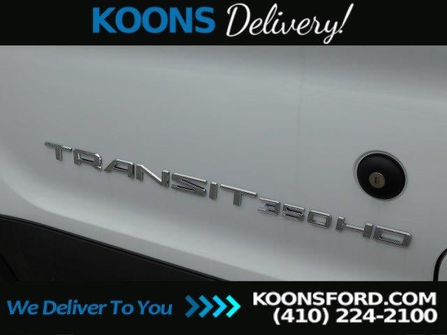 2019 Transit 350 HD DRW 4x2, Rockport Cargoport Cutaway Van #K2239 - photo 8