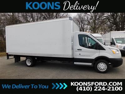 2019 Transit 350 HD DRW 4x2, Rockport Cargoport Cutaway Van #K2239 - photo 5