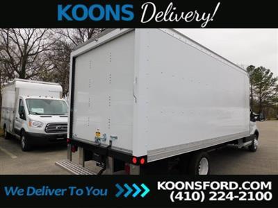 2019 Transit 350 HD DRW 4x2, Rockport Cargoport Cutaway Van #K2239 - photo 2