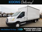 2019 Transit 350 HD DRW 4x2, Rockport Cargoport Cutaway Van #K2239 - photo 3