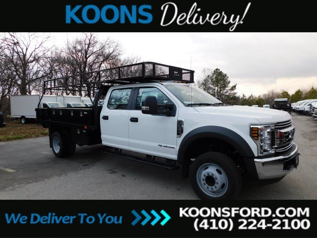 2019 F-550 Crew Cab DRW 4x2, PJ's Contractor Body #K2263 - photo 1