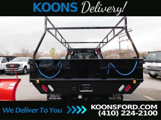 2019 Ford F-550 Crew Cab DRW RWD, PJ's Contractor Body #K2263 - photo 6