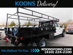 2019 Ford F-550 Crew Cab DRW RWD, PJ's Contractor Body #K2263 - photo 2
