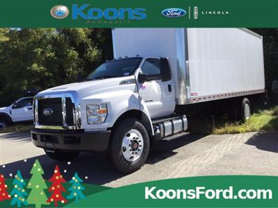 2019 Ford F-750 Regular Cab DRW 4x2, Dry Freight #K2291 - photo 1