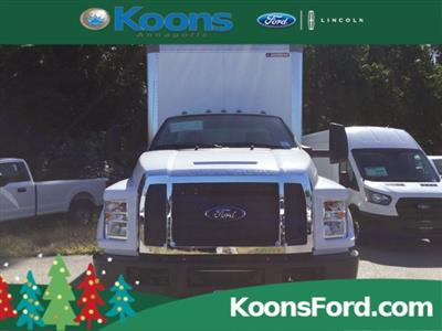 2019 Ford F-750 Regular Cab DRW 4x2, Dry Freight #K2291 - photo 3