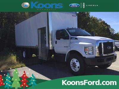 2019 Ford F-750 Regular Cab DRW 4x2, Dry Freight #K2291 - photo 4