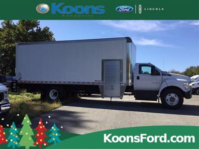 2019 Ford F-750 Regular Cab DRW 4x2, Dry Freight #K2291 - photo 5