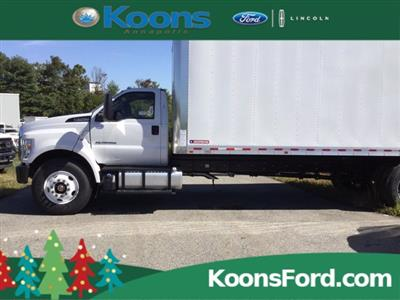 2019 Ford F-750 Regular Cab DRW 4x2, Dry Freight #K2291 - photo 8