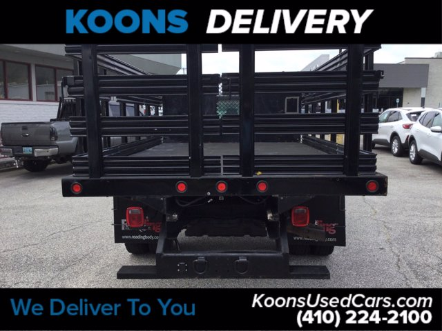 2016 Ford F-450 Regular Cab DRW RWD, Stake Bed #K2298A - photo 7