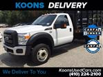 2016 Ford F-450 Regular Cab DRW RWD, Stake Bed #K2298A - photo 1