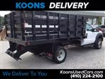 2016 Ford F-450 Regular Cab DRW RWD, Stake Bed #K2298A - photo 6