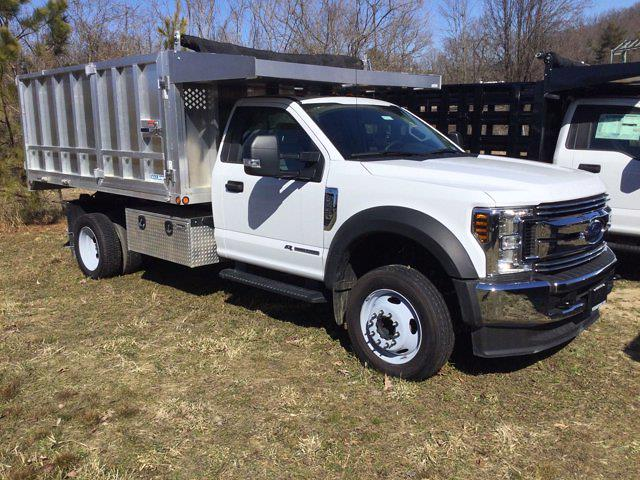2019 Ford F-450 Regular Cab DRW 4x2, Landscape Dump #K2306 - photo 1