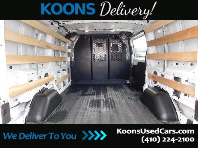 2019 Transit 250 Low Roof 4x2, Empty Cargo Van #K2545Z - photo 1