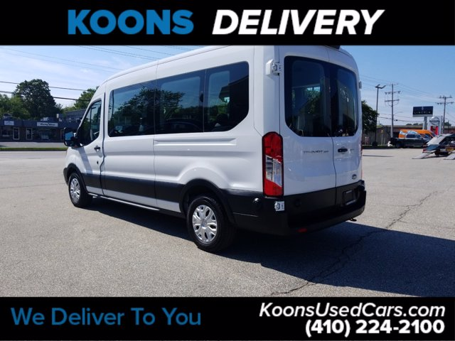 2019 Ford Transit 350 Med Roof RWD, Passenger Wagon #K2577Y - photo 2