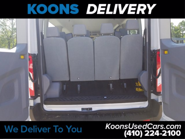 2019 Ford Transit 350 Med Roof RWD, Passenger Wagon #K2577Y - photo 9