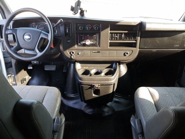 2013 Chevrolet Express 1500 4x2, Upfitted Cargo Van #K2627Z - photo 14