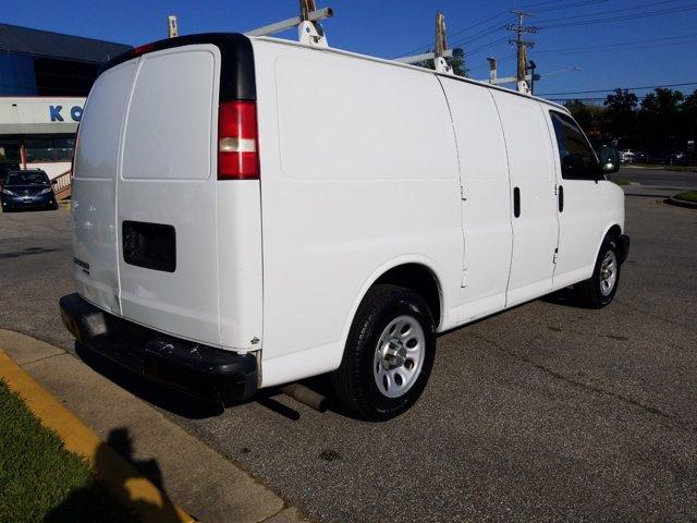 2013 Chevrolet Express 1500 4x2, Upfitted Cargo Van #K2627Z - photo 6