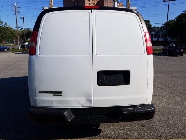 2013 Chevrolet Express 1500 4x2, Upfitted Cargo Van #K2627Z - photo 7