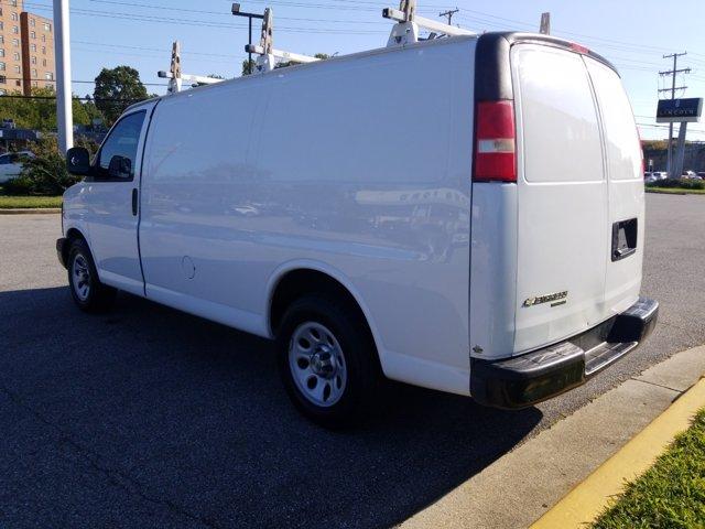 2013 Chevrolet Express 1500 4x2, Upfitted Cargo Van #K2627Z - photo 8