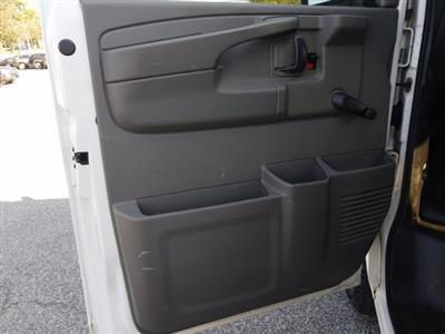 2013 Chevrolet Express 1500 4x2, Upfitted Cargo Van #K2627Z - photo 12