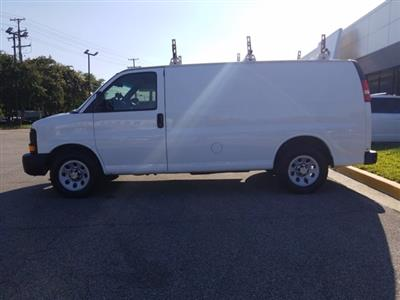 2013 Chevrolet Express 1500 4x2, Upfitted Cargo Van #K2627Z - photo 9