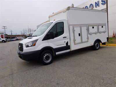 2015 Ford Transit 350 4x2, Service Utility Van #K2671Z - photo 1