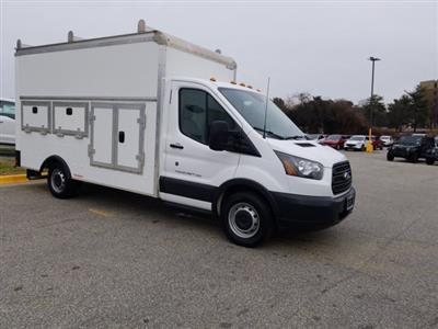 2015 Ford Transit 350 4x2, Service Utility Van #K2671Z - photo 4