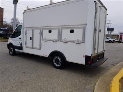 2015 Ford Transit 350 4x2, Service Utility Van #K2671Z - photo 2