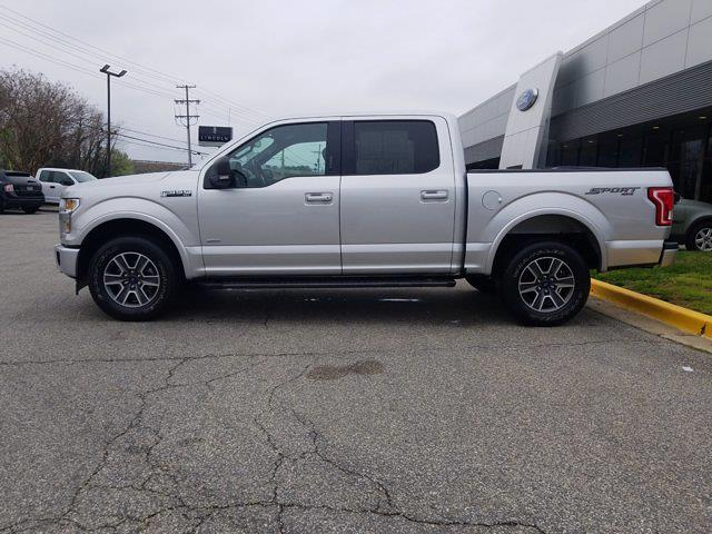 2017 Ford F-150 SuperCrew Cab 4x4, Pickup #K2720Z - photo 8