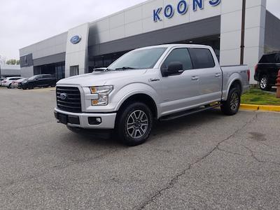 2017 Ford F-150 SuperCrew Cab 4x4, Pickup #K2720Z - photo 1