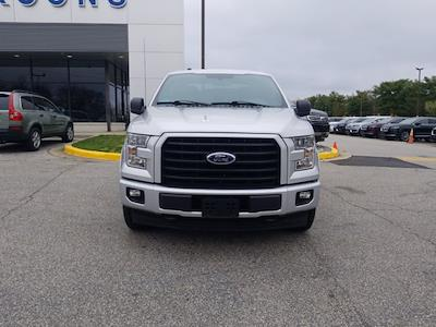 2017 Ford F-150 SuperCrew Cab 4x4, Pickup #K2720Z - photo 3