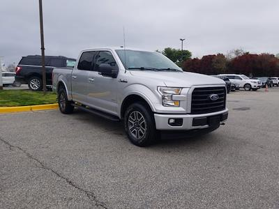 2017 Ford F-150 SuperCrew Cab 4x4, Pickup #K2720Z - photo 4