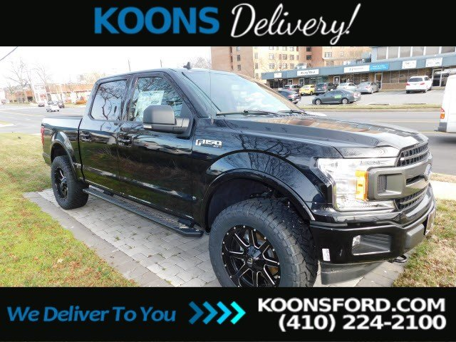 2020 F-150 SuperCrew Cab 4x4, Pickup #L1095 - photo 4
