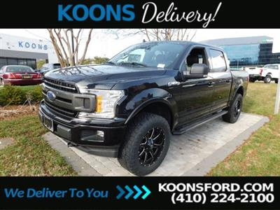 2020 F-150 SuperCrew Cab 4x4, Pickup #L1095 - photo 1