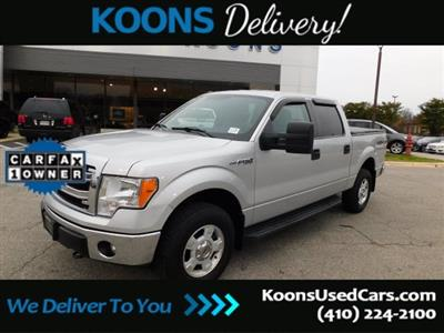 2014 F-150 SuperCrew Cab 4x4, Pickup #L1110B - photo 1